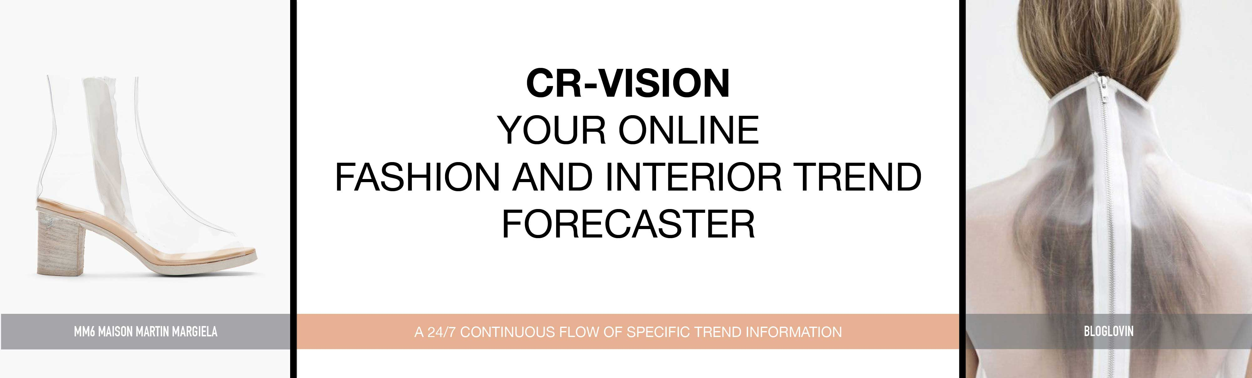 CR-Vision - Your online fashion interior trend forecaster
